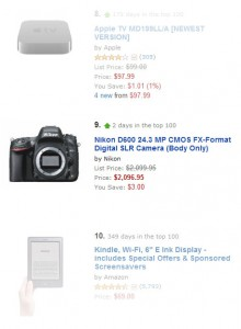 Nikon D600 Top 10 Electronics Amazon