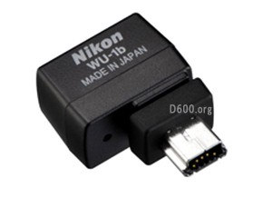 Nikon WU-1B Wireless Transmitter for D600