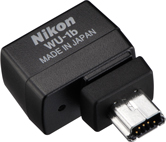 WiFi Adapter WU-1b for Nikon D600