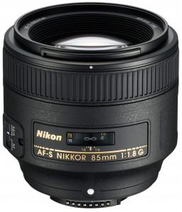 Nikon 85mm 1.8G Lens