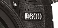 Order the Nikon D600